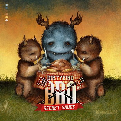 Dirtybird BBQ Secret Sauce