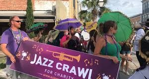 Jazz Crawl For Charity