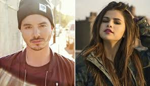 Selena Gomez and J Balvin